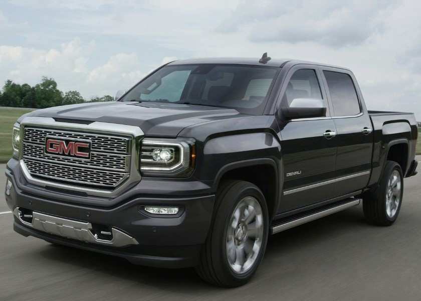 46 Gallery of 2020 GMC Sierra 1500 Diesel Specs with 2020 GMC Sierra 1500 Diesel
