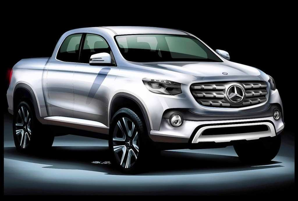 46 Gallery of 2020 Mercedes Pickup Rumors with 2020 Mercedes Pickup