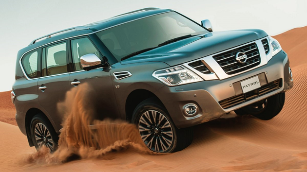 46 Gallery of Nissan Patrol Super Safari 2020 Exterior with Nissan Patrol Super Safari 2020