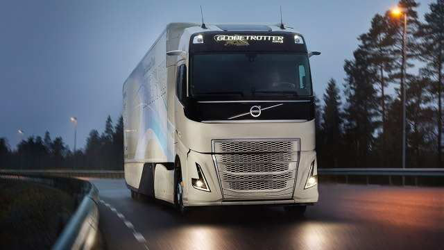 46 Gallery of Volvo Electric Truck 2020 First Drive with Volvo Electric Truck 2020