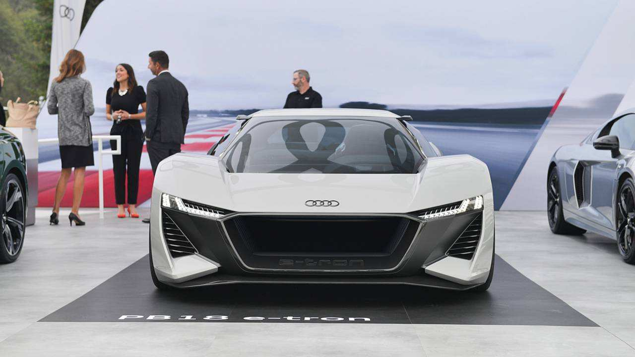 46 Great 2020 Audi R8 E Tron Release for 2020 Audi R8 E Tron