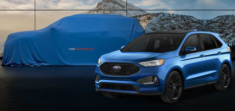 46 Great 2020 Ford Edge Sport First Drive for 2020 Ford Edge Sport