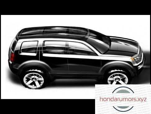 46 Great 2020 Honda Pilot Spy Photos Model by 2020 Honda Pilot Spy Photos
