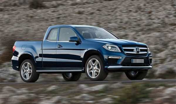 46 Great 2020 Mercedes Pickup Exterior with 2020 Mercedes Pickup
