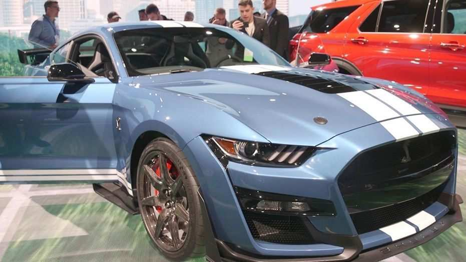 46 Great 2020 Mustang Gt500 Review by 2020 Mustang Gt500