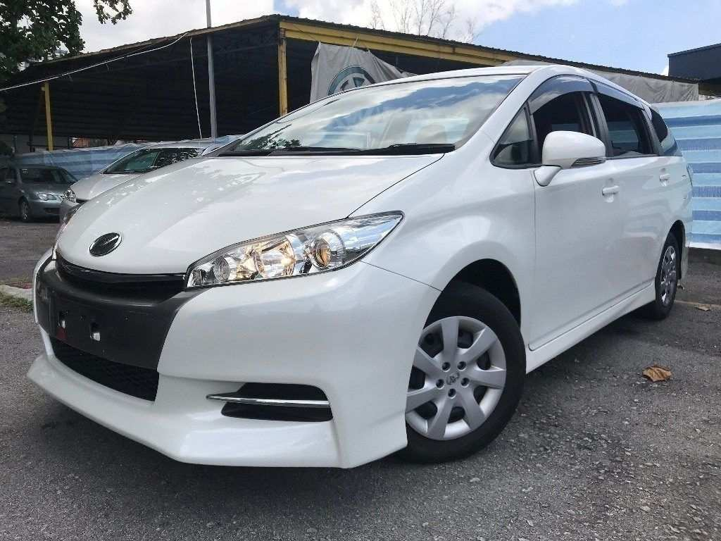 46 Great 2020 New Toyota Wish 2018 Picture with 2020 New Toyota Wish 2018