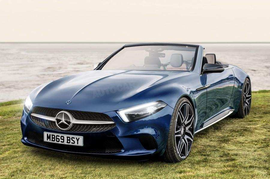 46 Great New Sl Mercedes 2020 Pictures for New Sl Mercedes 2020
