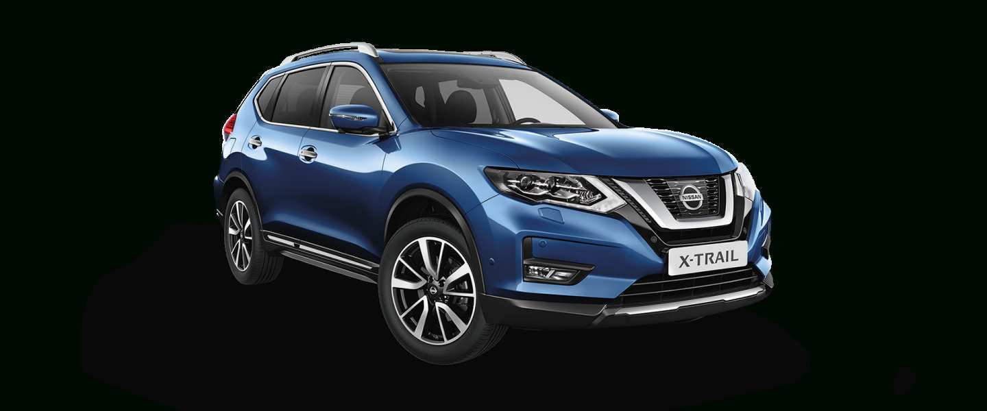 46 Great Nissan X Trail 2020 Exterior Pictures by Nissan X Trail 2020 Exterior