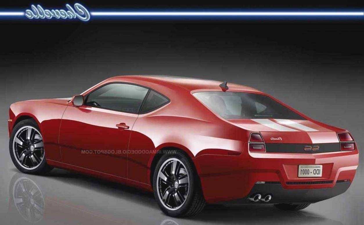 New Chevelle Ss >> 46 New 2020 Chevrolet Chevelle Ss New Concept For 2020