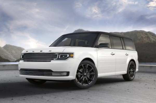 46 New 2020 Ford Flex Model by 2020 Ford Flex