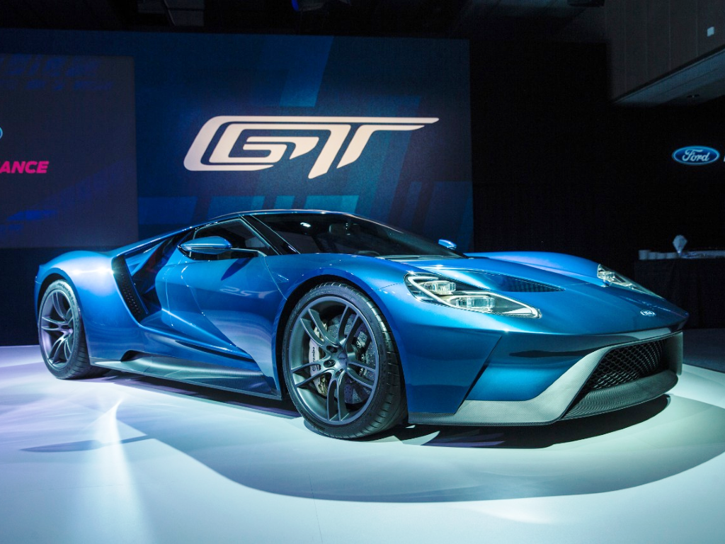 46 New 2020 Ford GT40 Redesign and Concept for 2020 Ford GT40