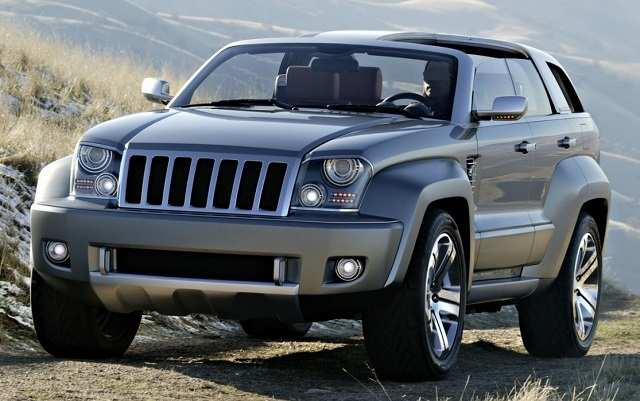 46 New 2020 Jeep Liberty Spy Shoot by 2020 Jeep Liberty