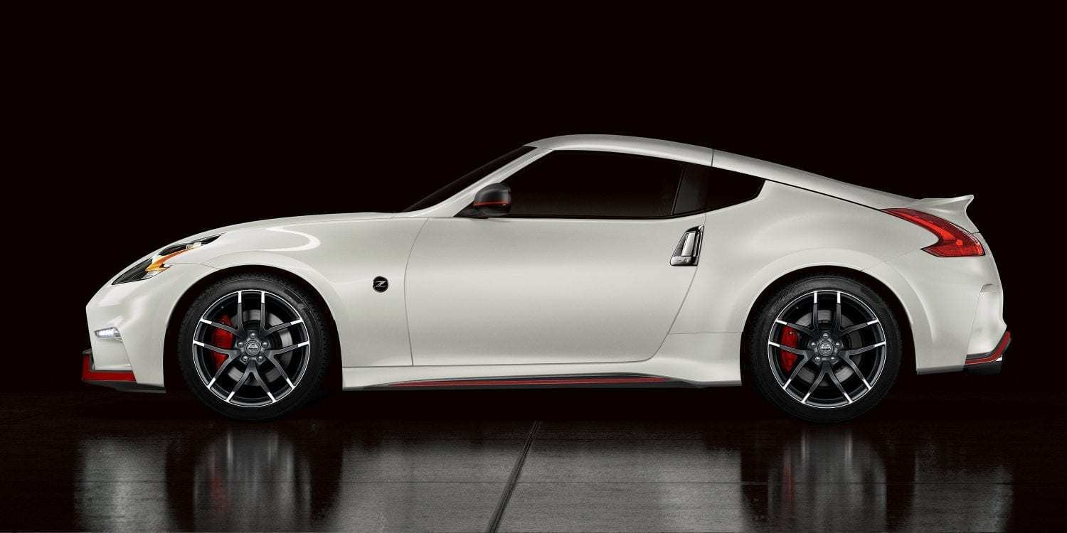 46 New 2020 Nissan 370Z Brochure Overview by 2020 Nissan 370Z Brochure