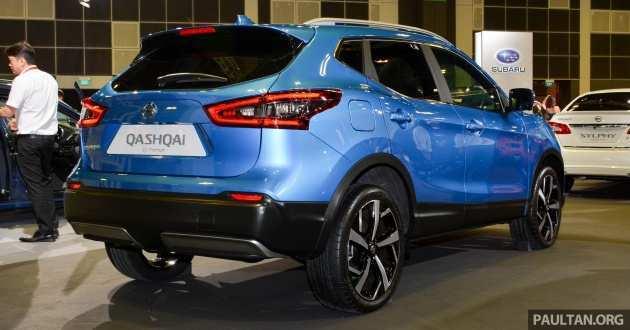46 New 2020 Nissan Qashqai 2018 Concept with 2020 Nissan Qashqai 2018