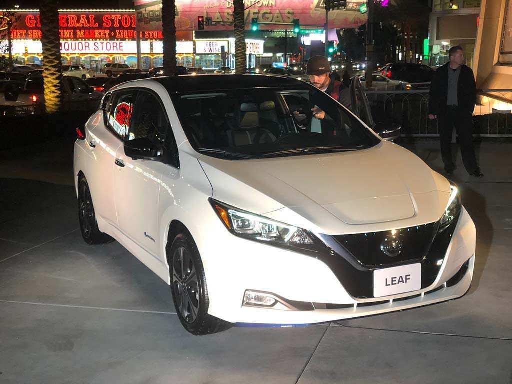 46 New Nissan Leaf 2020 Range Speed Test for Nissan Leaf 2020 Range