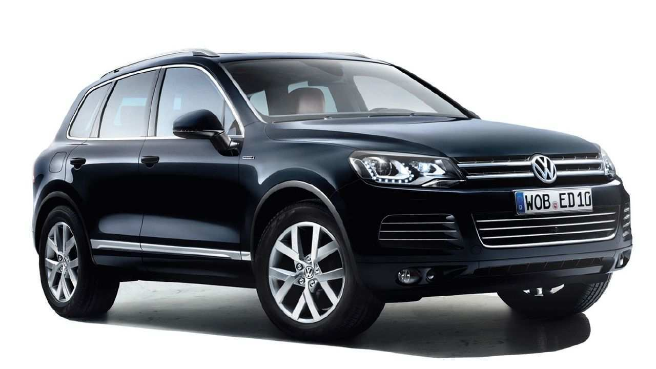 46 New Volkswagen Touareg 2020 Exterior In India Release by Volkswagen Touareg 2020 Exterior In India