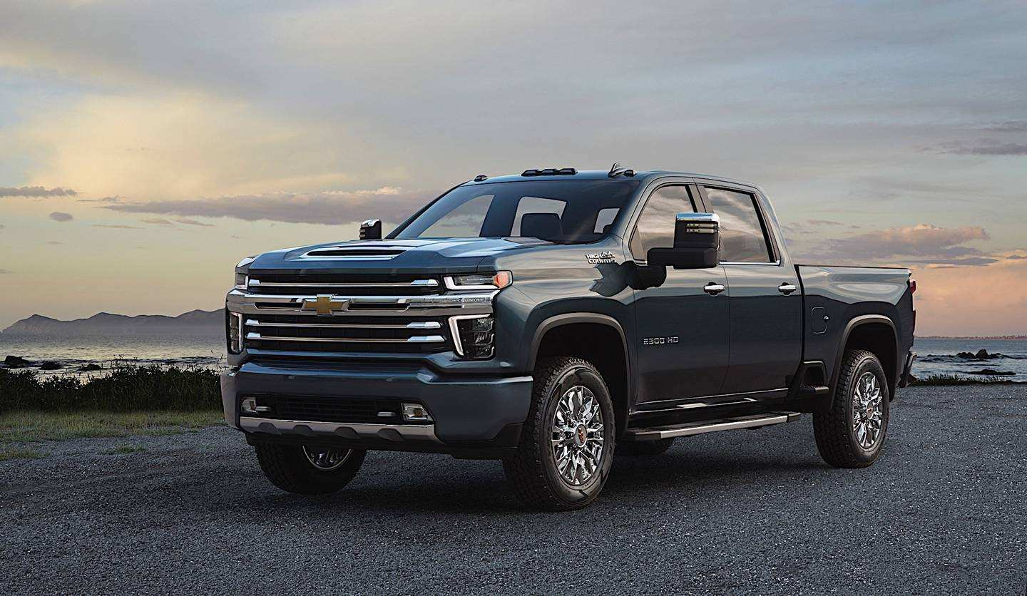 46 The 2020 Chevrolet Silverado New Concept with 2020 Chevrolet Silverado