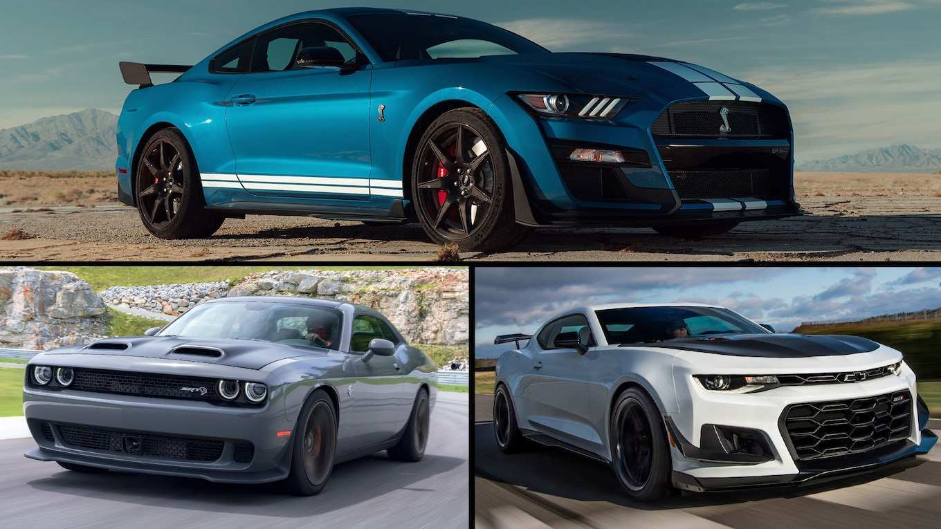 46 The 2020 Ford GT500 Style by 2020 Ford GT500
