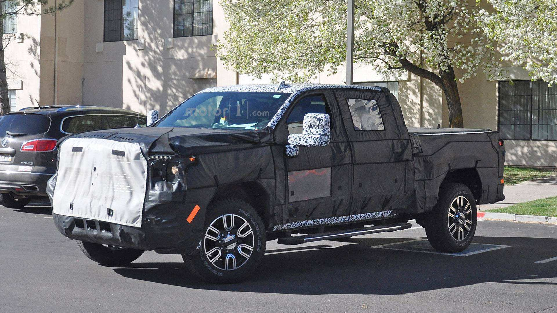 46 The 2020 GMC Sierra 1500 Configurations with 2020 GMC Sierra 1500