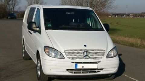 46 The Mercedes Benz Vito 2020 Model for Mercedes Benz Vito 2020