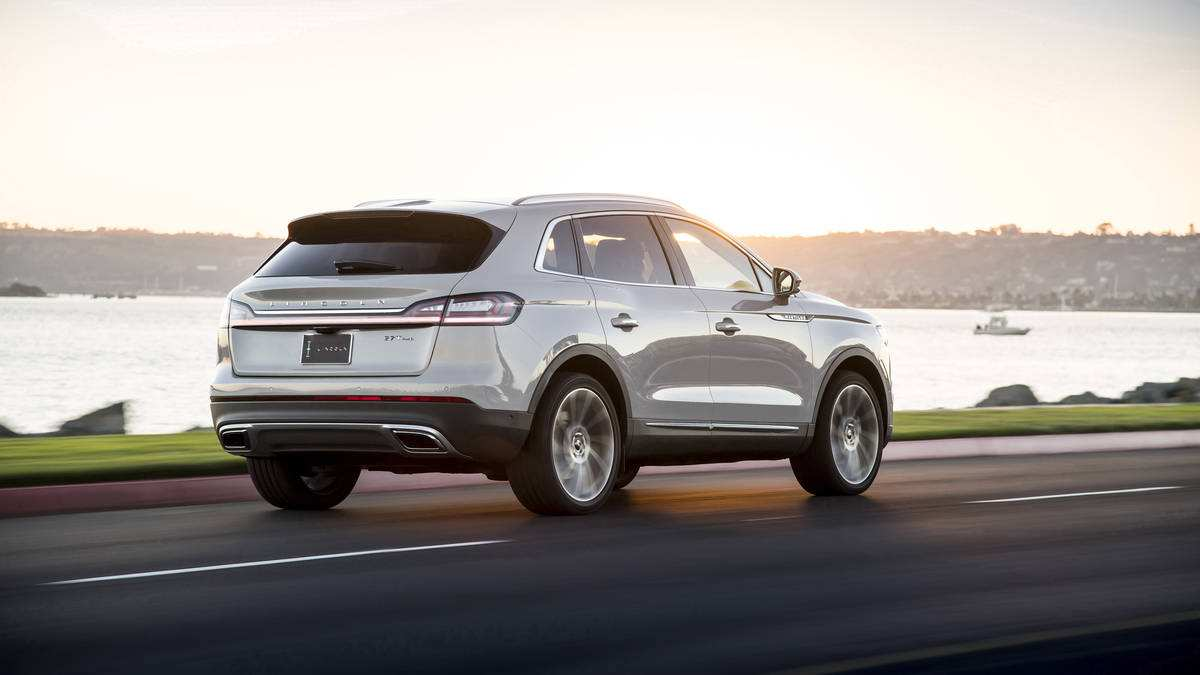 47 All New 2020 Lincoln MKS Style by 2020 Lincoln MKS
