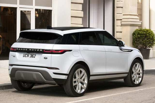 47 All New 2020 Range Rover Evoque Xl Performance with 2020 Range Rover Evoque Xl