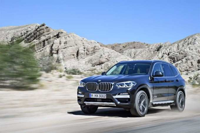 47 Best Review 2020 BMW X3 Hybrid Rumors with 2020 BMW X3 Hybrid