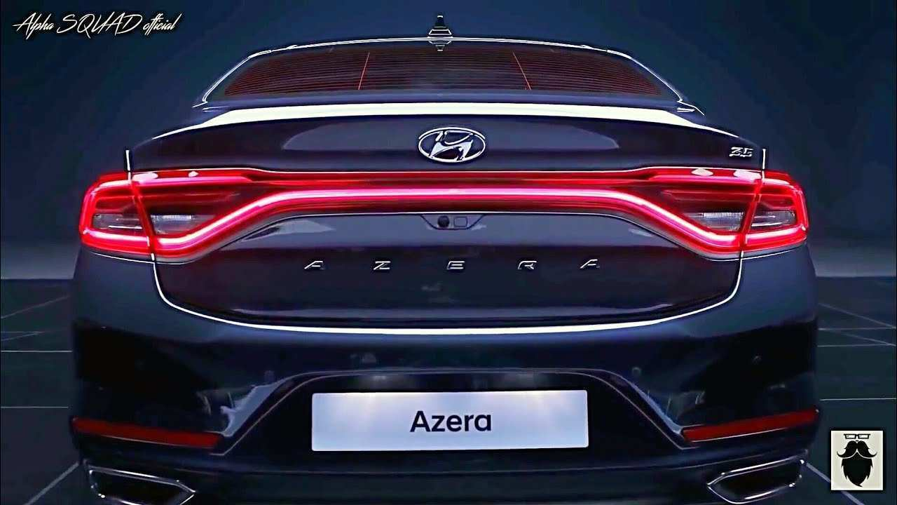 47 Best Review 2020 Hyundai Azera Spy Shoot for 2020 Hyundai Azera