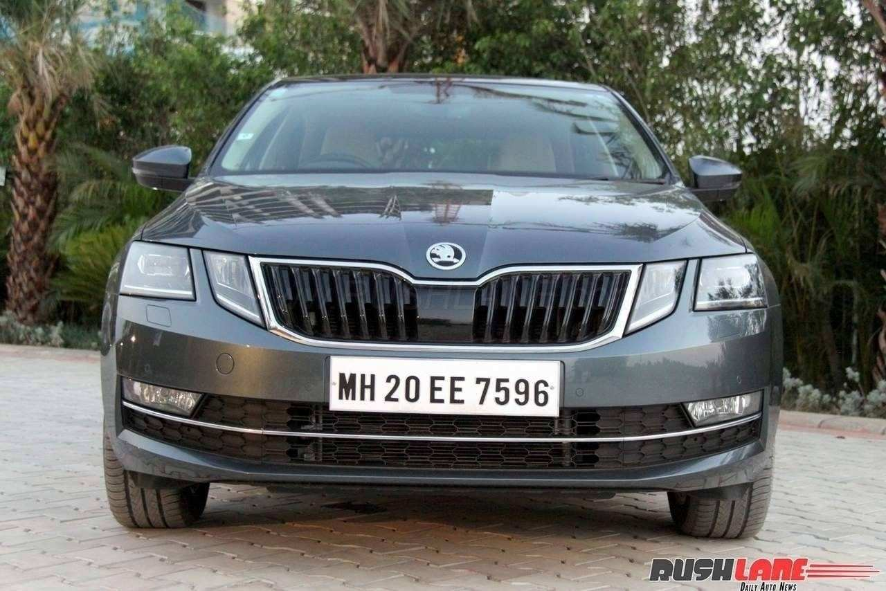 2020 Skoda Octavia India Egypt Redesign and Concept
