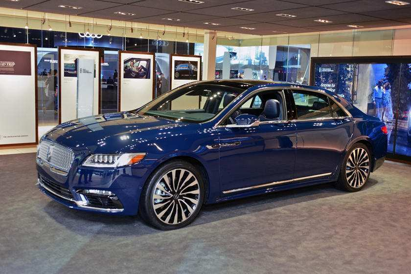 47 Best Review 2020 The Lincoln Continental Speed Test by 2020 The Lincoln Continental