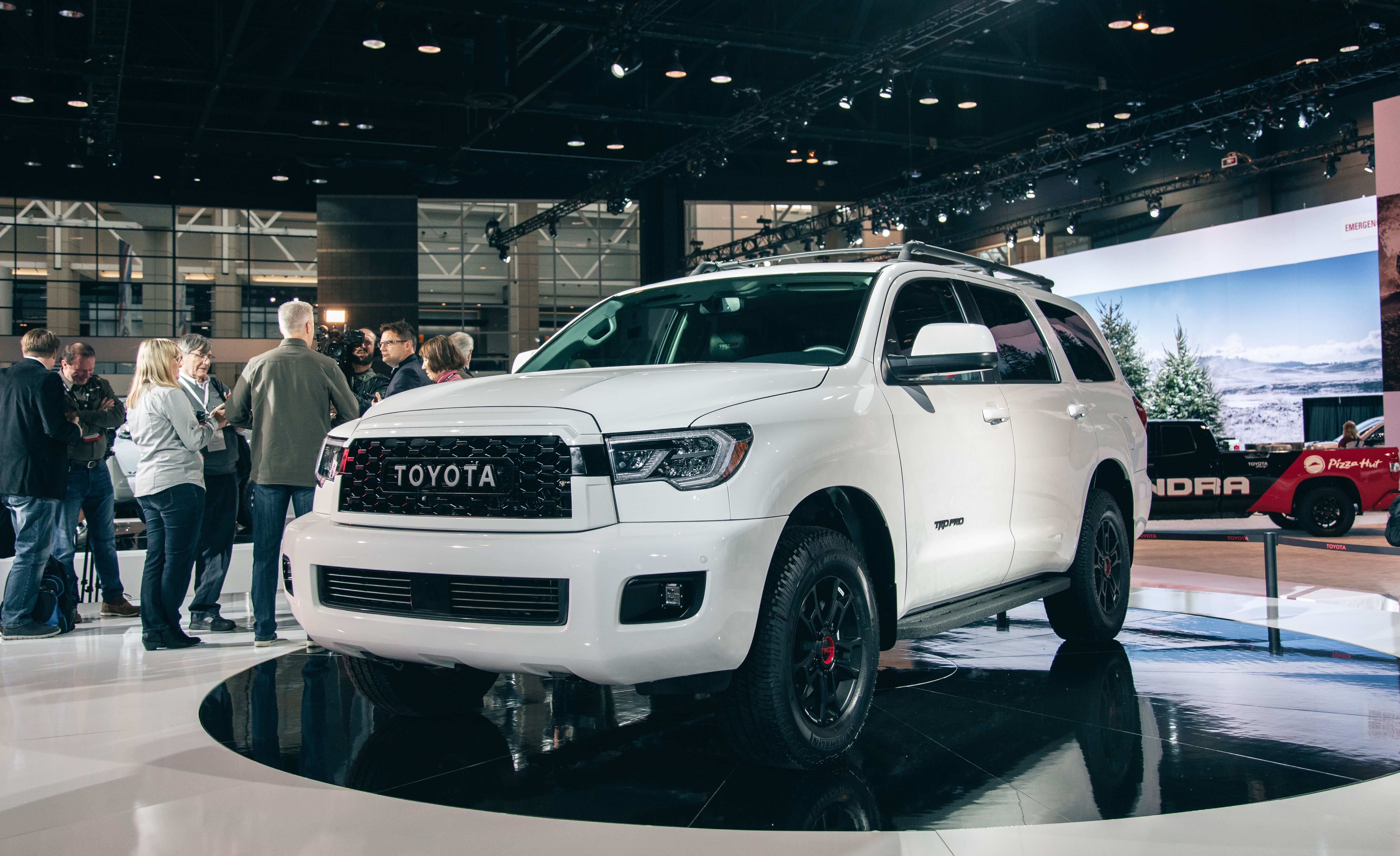 47 Best Review 2020 Toyota Sequoia Pictures for 2020 Toyota Sequoia
