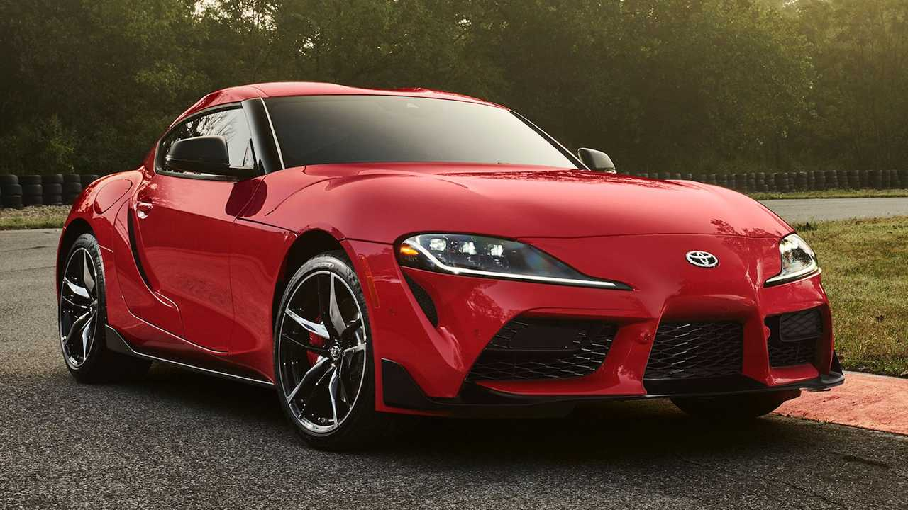 47 Best Review 2020 Toyota Supra Exterior Release by 2020 Toyota Supra Exterior