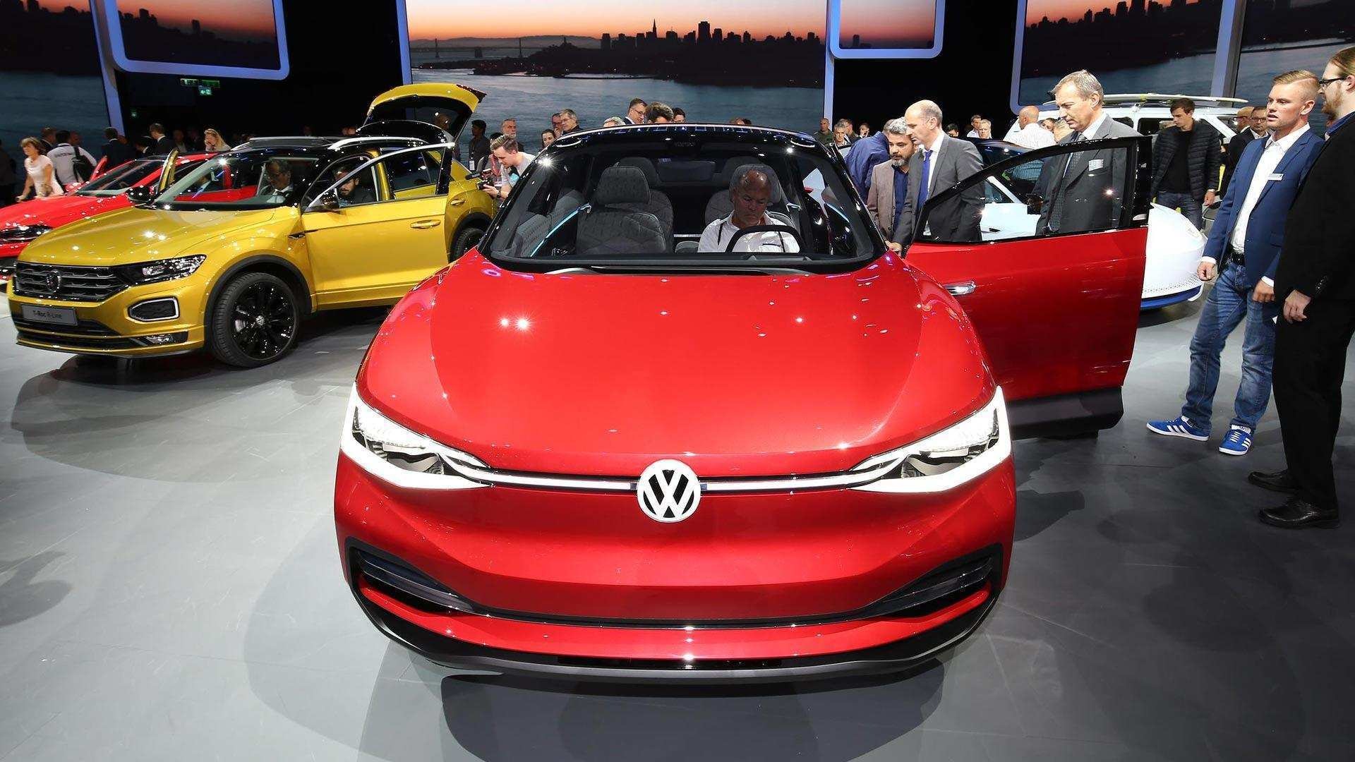 47 Best Review VW New Concepts 2020 Redesign by VW New Concepts 2020