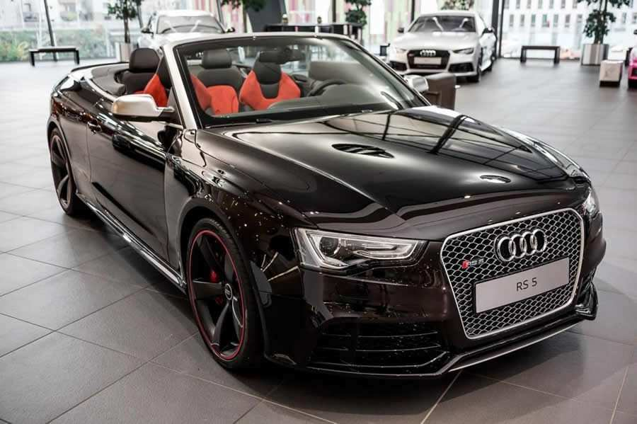 47 Concept of 2020 Audi S5 Cabriolet Configurations for 2020 Audi S5 Cabriolet