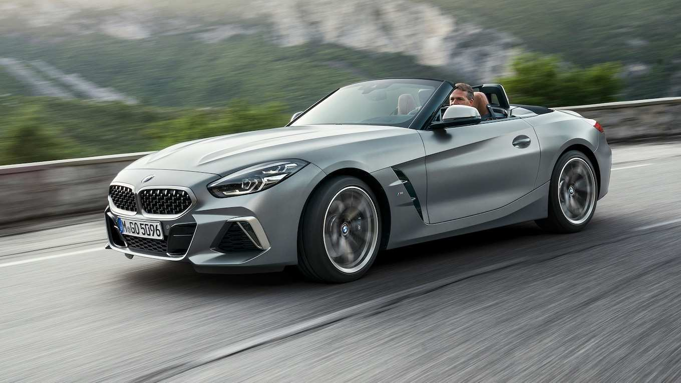 47 Concept of 2020 BMW Z4 Model by 2020 BMW Z4