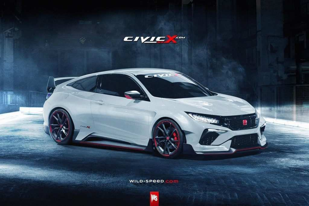 47 Concept of 2020 Honda Civic Si Type R Review with 2020 Honda Civic Si Type R