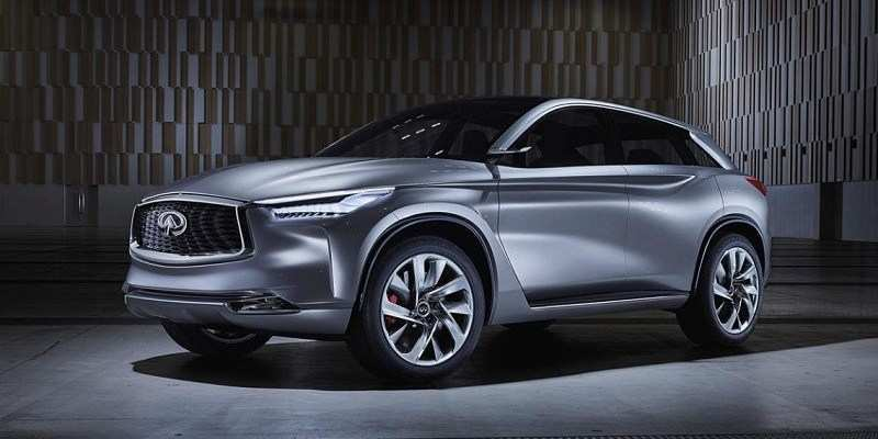 47 Concept of 2020 Infiniti QX70 Exterior and Interior for 2020 Infiniti QX70
