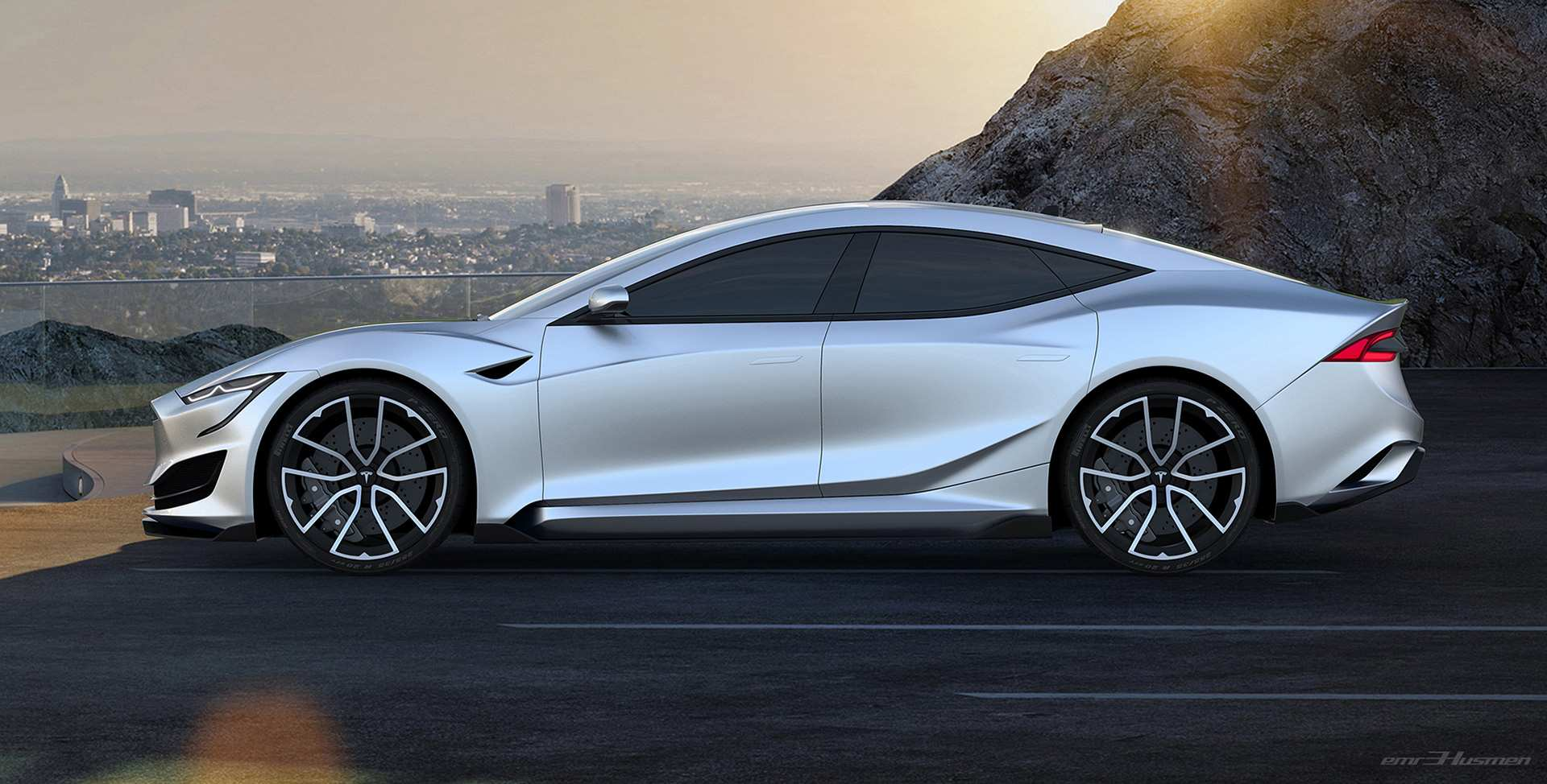 47 Concept of 2020 Tesla Model S Redesign for 2020 Tesla Model S