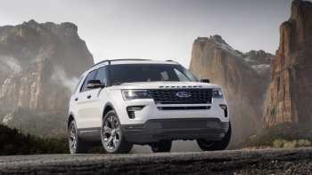 47 Gallery of 2020 Ford Explorer Sports First Drive for 2020 Ford Explorer Sports