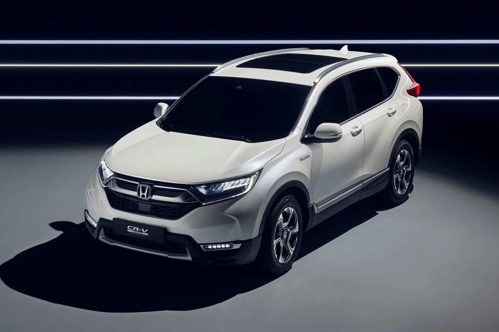 47 Gallery of 2020 Honda CR V Performance by 2020 Honda CR V