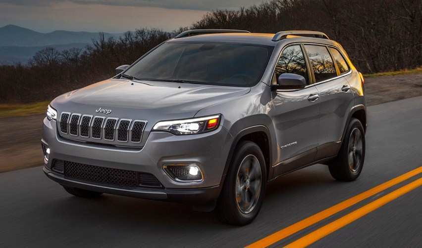 47 Gallery of 2020 Jeep Cherokee Style with 2020 Jeep Cherokee