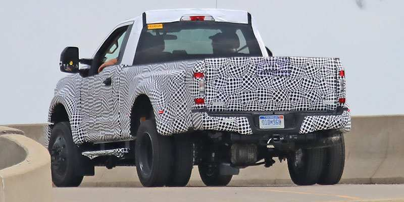 47 Gallery of 2020 Spy Shots Ford F350 Diesel Review for 2020 Spy Shots Ford F350 Diesel