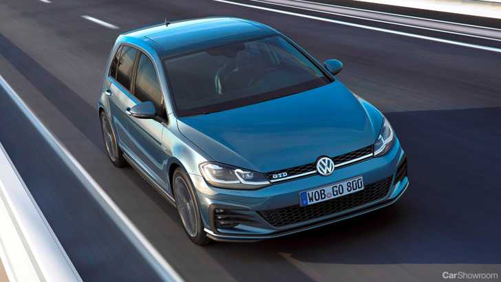 47 Gallery Of 2020 Volkswagen Golf Gtd New Review By 2020