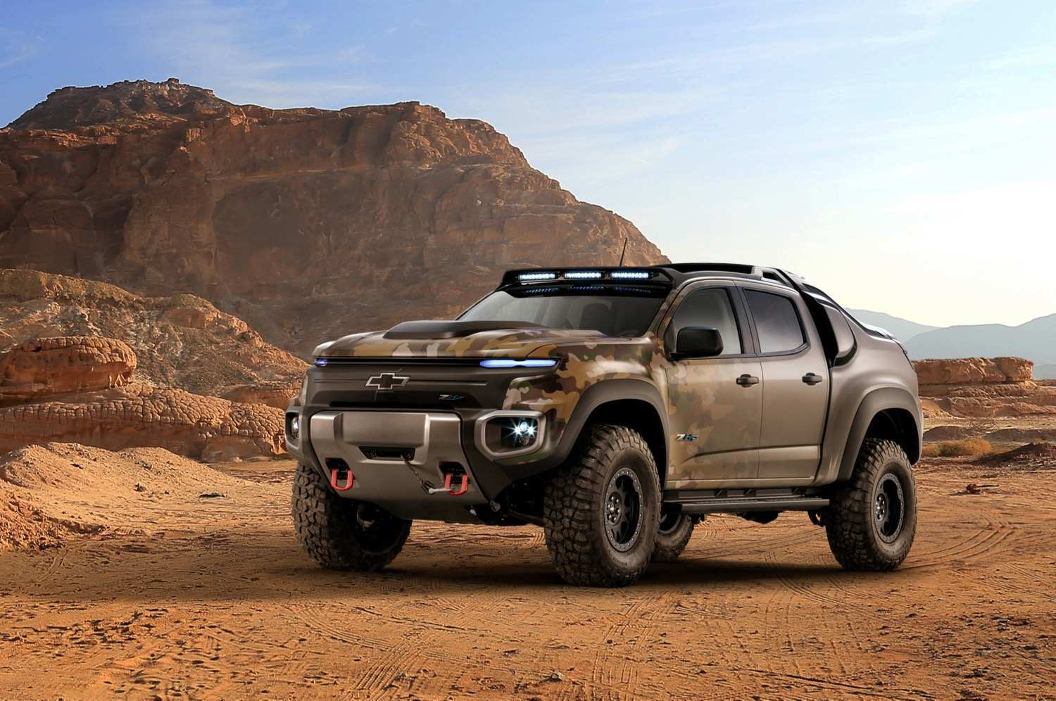 2020 Chevy Colorado Going Launched Soon Style