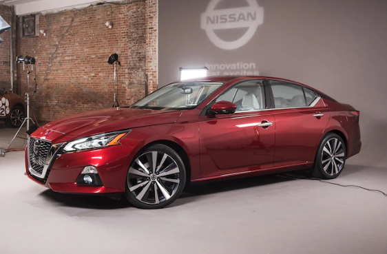 47 Great 2020 Nissan Altima Pictures Review for 2020 Nissan Altima Pictures
