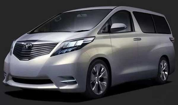47 Great 2020 Toyota Sienna New Concept by 2020 Toyota Sienna