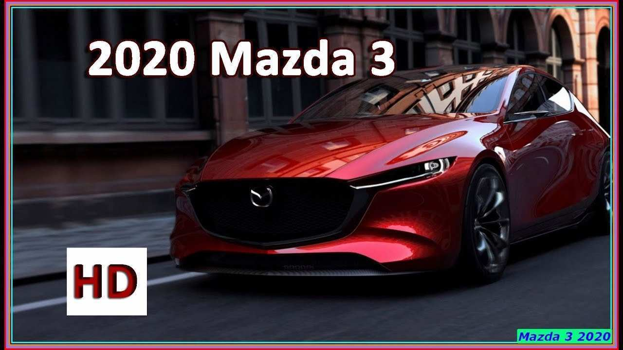 47 Great Mazda E 2020 Performance and New Engine by Mazda E 2020