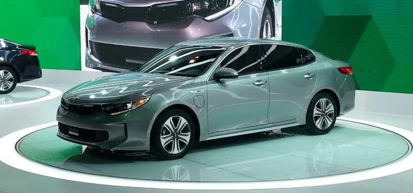 47 New 2020 Kia Optima Plug In Hybrid Specs by 2020 Kia Optima Plug In Hybrid