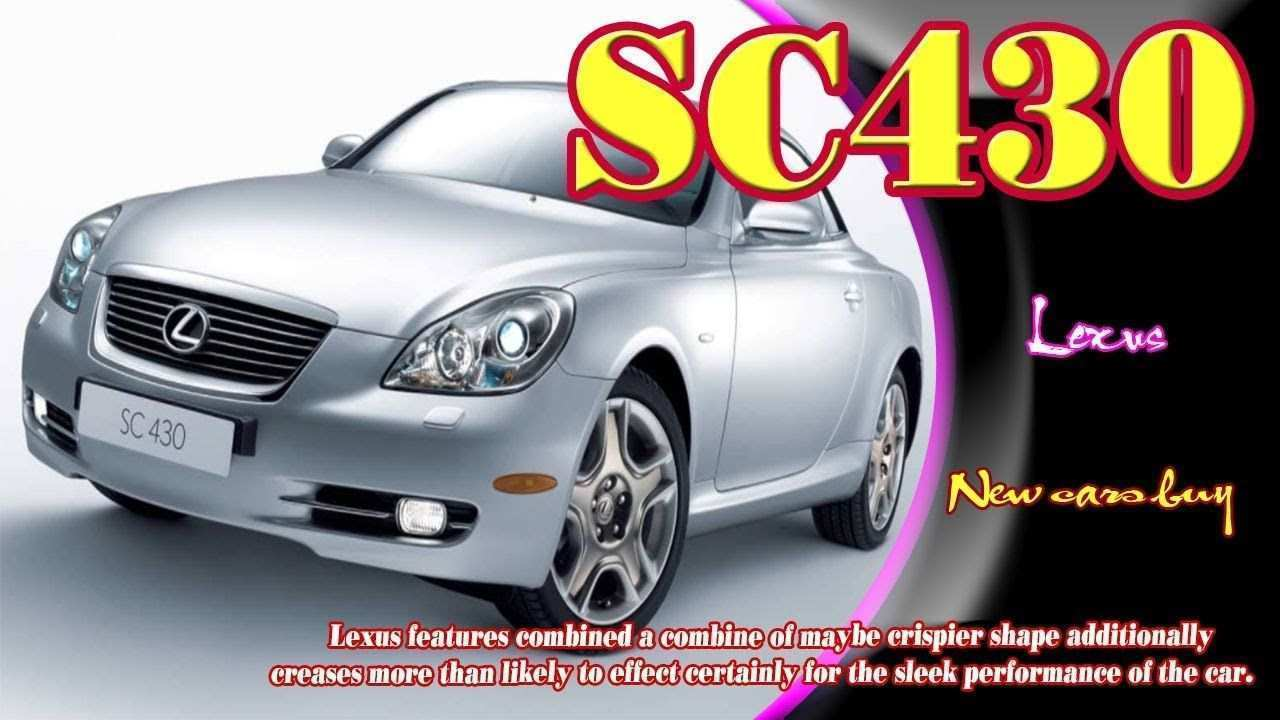 47 New Lexus Sc 2020 Price and Review by Lexus Sc 2020