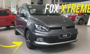 47 New Volkswagen Fox Extreme 2020 Redesign and Concept with Volkswagen Fox Extreme 2020